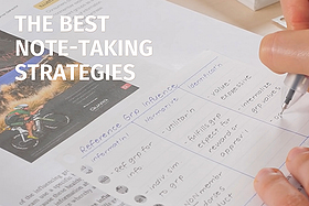 Note-Taking Strategies for Students
