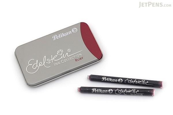 Pelikan Edelstein Ruby Ink - 6 Cartridges - PELIKAN 339663