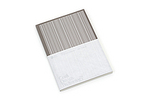 Craft Design Technology Item 35 Notebook - A5 - Lined - Dark Gray - CDT TKPH1-027DGR