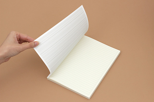 Craft Design Technology Item 35 Notebook - A5 - Lined - Gray - CDT TKPH1-027A5GR