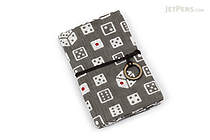 Miyamoto Collection Retro Komon Card Pocket Case - Dice - MIYAMOTO 07352