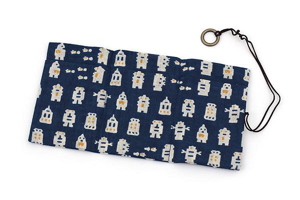 Miyamoto Collection Retro Komon Card Pocket Case - Robots - MIYAMOTO 07354