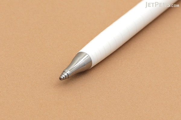 Pentel Orenz Mechanical Pencil - 0.2 mm - White - PENTEL XPP502-W