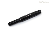 Kaweco Skyline Sport Fountain Pen - Black - Broad Nib - KAWECO 10000764