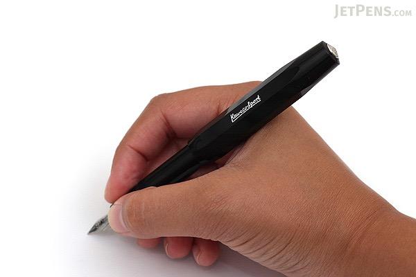 Kaweco Skyline Sport Fountain Pen - Black - Fine Nib - KAWECO 10000767