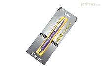 Pilot G2 Limited Metallic Body Gel Pen - 0.7 mm - Purple Body - PILOT BG2E7BLK-NPPL