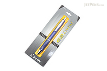 Pilot G2 Limited Metallic Body Gel Pen - 0.7 mm - Blue Body - PILOT BG2E7BLK-NBLU