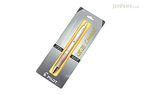 Pilot G2 Limited Metallic Body Gel Pen - 0.7 mm - Gold Body - PILOT BG2E7BLK-NGLD