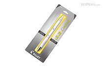 Pilot G2 Limited Metallic Body Gel Pen - 0.7 mm - Silver Body - PILOT BG2E7BLK-NSLV