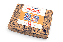 Chronicle Books Letterpressed Notecards & Envelopes - Klas Fahlen - Pack of 10 - CHRONICLE BOOKS 9781452127545