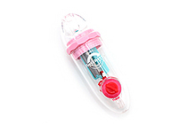 Sonic Ratchetta Capsule Pencil Sharpener - Light Pink - SONIC SK-878-LP