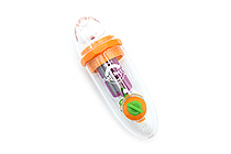 Sonic Ratchetta Capsule Pencil Sharpener - Orange - SONIC SK-878-OR