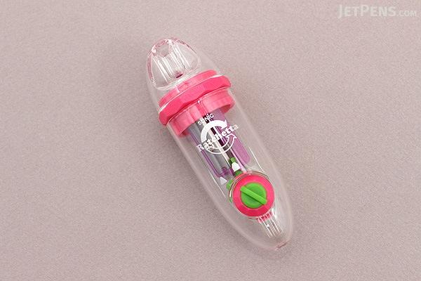 Sonic Ratchetta Capsule Pencil Sharpener - Pink - SONIC SK-878-P