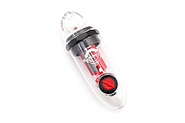 Sonic Ratchetta Capsule Pencil Sharpener - Red - SONIC SK-878-R