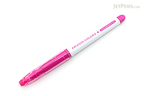 Pilot FriXion Colors Erasable Marker - Rose - PILOT SFC-10M-RS