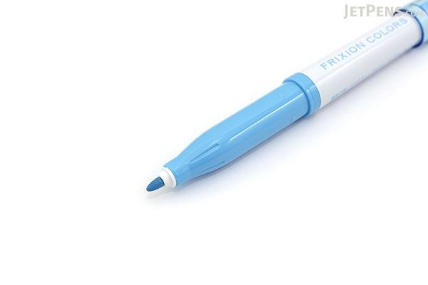 Pilot FriXion Colors Erasable Marker - Sky Blue - PILOT SFC-10M-SKL