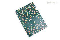 Kurochiku Japanese Pattern Clear Folder - A4 - Ame (Candy) - KUROCHIKU 71404606