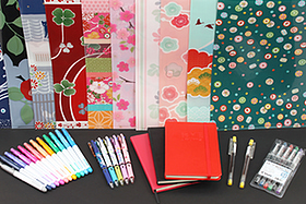 New Products: Erasable Markers, File Holders, Journals, Multi Pens, and More in Adorable and Fun Designs!