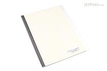 Tomoe River Kanso Notebook - B5 - Cream - TOMOE RIVER NB-B5-C