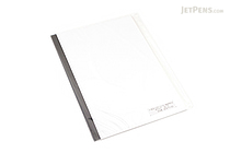 Tomoe River Kanso Notebook - B5 - White - TOMOE RIVER NB-B5-W