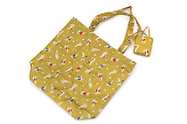 Kurochiku Japanese Pattern Eco-Bag - Small - Usagi No Matsuri (Rabbit Festival) - KUROCHIKU 21309812