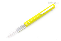 Pentel i+ 3 Color Multi Pen Body Component - Yellow Green - PENTEL XBGH3-K
