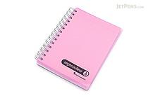 Maruman Sept Couleur Notebook - B7 - 6.5 mm Rule - Light Purple - MARUMAN N576-30