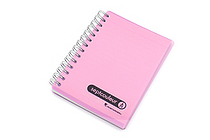 Maruman Sept Couleur Notebook - B7 - 6.5 mm Rule - Light Purple - MARUMAN N576-30