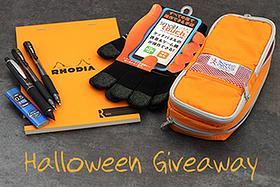 Pen Perks: Halloween Giveaway