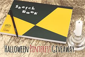 Pen Perks: Halloween Pinterest Giveaway