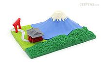 Iwako Mt. Fuji & Shrine Novelty Eraser - 3 Piece Set - IWAKO ER-BRI036