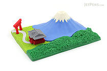Iwako Mt. Fuji & Shrine Novelty Eraser - 3 Piece Set - IWAKO ER-BRI036