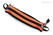 Raymay Spalding Stretch Pen Case - Orange - RAYMAY SPF120D