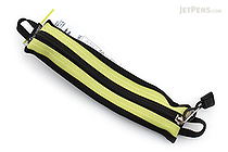 Raymay Spalding Stretch Pen Case - Yellow Green - RAYMAY SPF120M