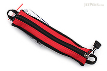 Raymay Spalding Stretch Pen Case - Red - RAYMAY SPF120R