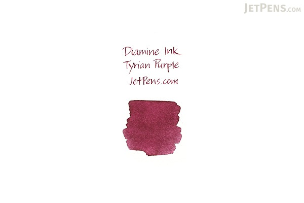 Diamine Tyrian Purple Ink - 80 ml Bottle - DIAMINE INK 7103