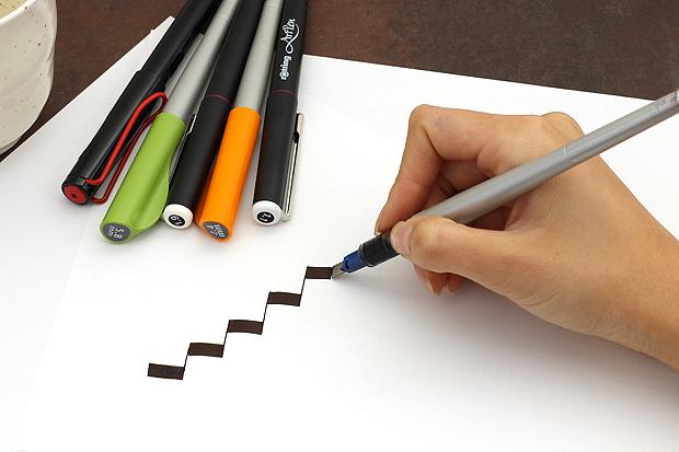 Calligraphy Pen Basics Jetpens