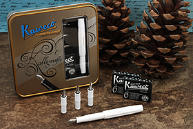 Pen Perks: Kaweco Calligraphy Pen Set Giveaway