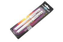 Uni-ball Gel Impact Gel Pen - 1.0 mm - White - Pack of 2 - UNI-BALL 1919994