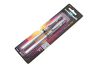 Uni-ball Gel Impact Gel Pen - 1.0 mm - Silver - Pack of 2 - SANFORD 1919995
