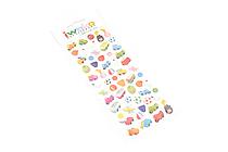 Iwako Gel Stickers - Toy - BC 09191