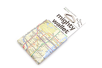 Dynomighty Mighty Wallet - NYC Subway Map - DYNOMIGHTY DY-414