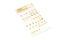 Active Removable Schedule Stickers - SB-368 Baby - ACTIVE SB-368