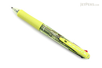 Pilot Acroball 4 4 Color Ballpoint Multi Pen - 0.7 mm - Clear Soft Green - PILOT BKAB-45F-CSG