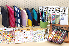 New Products: Mighty Wallets, Multi Pens, Fun Stickers, Innovative Pencil Cases, and More!