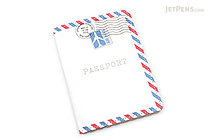 Dynomighty Mighty Passport Cover - Airmail - DYNOMIGHTY PP-001
