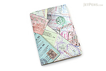 Dynomighty Mighty Passport Cover - Stamp - DYNOMIGHTY PP-003