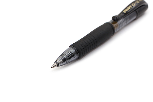 Pilot G-2 Mini Gel Pen - 0.7 mm - Black - PILOT 31210