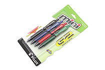 Pilot G-2 Mini Gel Pen - 0.7 mm - 4 Color Set - PILOT 31203