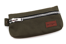 United Bees Split Pen Case - Khaki (Olive) - UNITED BEES UBM-SPN-04
